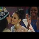 شاهد ملكة جمال الفلبين تتربع على عرش ملكة جمال العالم 2013