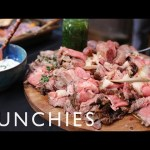 Cannabis Olive Oils, Ceviche, and Prime Rib: Bong Appetit with Om Edibles