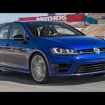 2015 Volkswagen Golf R Hot Lap! – 2015 Best Driver's Car Contender