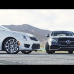 2016 Cadillac ATS-V vs. 2016 Mercedes-AMG C63 S – Head 2 Head Ep. 69