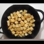 اكله للشاب العازب – البطاطا بالبيض