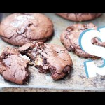 Chocolate Caramel Cookies – Stop Motion