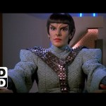 TNG Remastered: 6×14 'Face of the Enemy' Comparison, SD to HD