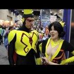 COSPLAY – HISHE Comic Con 2011
