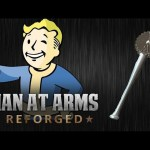Fallout Blacksmith Challenge –  MAN AT ARMS: REFORGED