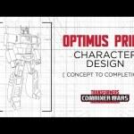 Optimus Prime: Character Design
