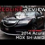 2014 Acura MDX SH-AWD – Redline: Review