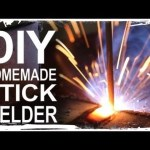 Homemade Stick Welder – From Microwave Parts!