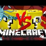 Minecraft: DEVIL LUCKY BLOCK CHALLENGE | DEMON HUNTERS!!