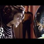 TNG Remastered: 5×23 'I Borg' Comparison, SD to HD