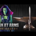 Gamora's Godslayer – Guardians Of The Galaxy – MAN AT ARMS: REFORGED