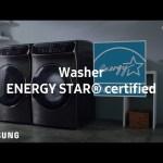 Samsung FlexDry™ : ENERGY STAR® Certified