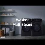 Samsung FlexDry™ : MultiSteam