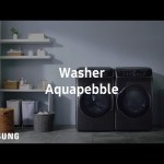 Samsung FlexWash™ : Aquapebble