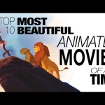 Top 10 Most Beautiful Animated Movies of All Time