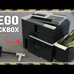DIY Lego Lockbox