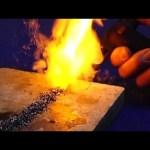 """Magical Flame"" Mixed with Gunpowder"