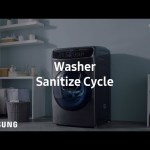 Samsung FlexWash™ : Sanitize Cycle