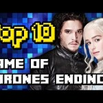 TOP 10 GAME of THRONES Ending Theories