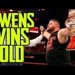 OWENS WINS UNIVERSAL CHAMPIONSHIP! (WWE Raw Recap and Results 8/29/16 w/ Steve and Larson)
