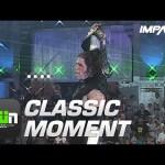 """Destiny Fulfilled"": Raven Wins The NWA World Heavyweight Championship (TNA Slammiversary 2005)"