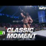 Drew Galloway Gets Extreme vs Lashley (TNA Slammiversary 2016) | Classic IMPACT Wrestling Moments