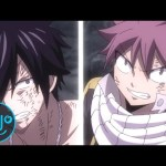 Top 10 Fairy Tail Fights (Ft. Todd Haberkorn – Voice of Natsu!)