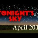 Tonight's Sky: April 2011 Highlights
