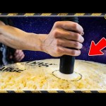 Does Popcorn Stay POPPED in Space?