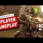 Borderlands 3: First Footage of 4-Player Co-op Gameplay – IGN First