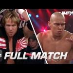 Low Ki vs Chris Sabin: X-Division Championship (TNA Bound For Glory 2006)   IMPACT Full Matches