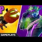 New Fortnite Fortnitemares Update | Pumpkin Launcher | Halloween Skins | Fortnite Battle Royale