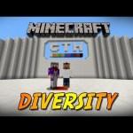 Minecraft Diversity Episode 1 – ام الحماااااس