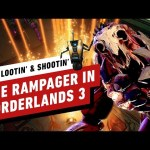 Lootin' and Shootin' the Rampager Boss in Borderlands 3