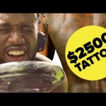 I Got A $2,500 Tattoo In Thailand