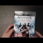 Assassin's Creed Brotherhood Unboxing PS3