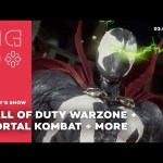 IGN News Live – Mortal Kombat Spawn and Call of Duty Warzone Revealed – 03/09/2020