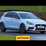 Hyundai i30N 2018 Review – 275bhp Hot Hatch Track Tested | Autocar