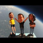 GoPro Music: Bobbleheads In Space