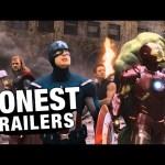 Honest Trailers – The Avengers