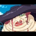 Top 10 Ugliest Anime Characters