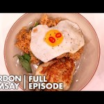 Amateur Cooks Battle In An Egg Cook-Off | Culinary Genius