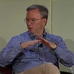 Eric Schmidt at Techonomy