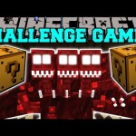 Minecraft: DREADBEAST CHALLENGE GAMES – Lucky Block Mod – Modded Mini-Game