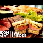 More Ultimate Brunch Recipes From Gordon Ramsay | Ultimate Cookery Course