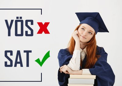 كورس التحضير لإمتحان التسجيل في الجامعات التركية و العالمية SAT