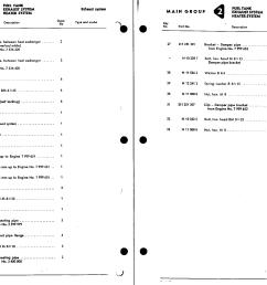 197 list exhaust system [ 2538 x 1632 Pixel ]