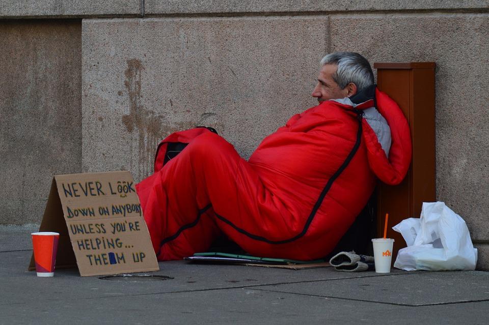 Reagan caused homeless epidemic