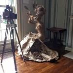 Art Prize Peaches Inn Sculpture