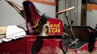 Henry Ford Old Racecar